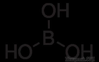 Борная кислота для растений способы применения на даче