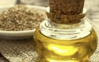 Чем полезно кунжутное масло для организма человека