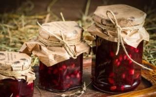 Как сварить брусничное варенье простые и изысканные рецепты с фото