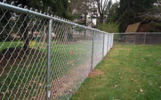 Как выбрать и установить кирпичный забор на дачном участке