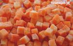 Заморозка моркови на зиму в домашних условиях лучшие рецепты