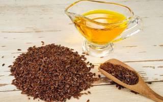 Как принимать масло льна что лечит и в чем польза