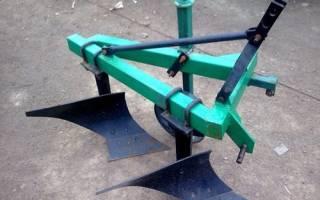 Навесное оборудование для минитрактора виды и предназначение