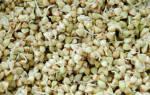 Зеленая гречка калорийность состав польза и вред