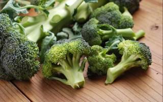 Готовим и заготавливаем брокколи