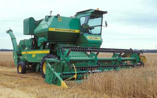 Возможности и технические характеристики зерноуборочного комбайна дон 1500