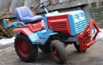 Мини трактор кмз 012 обзор технические возможности модели