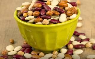Готовим фасоль красную рецепты способы быстрого приготовления