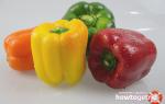 Чем полезен зеленый болгарский перец?