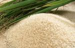 Дефицит риса в россии составляет около 80 тысяч тонн