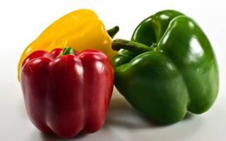 Болгарский перец какие витамины содержит чем полезен
