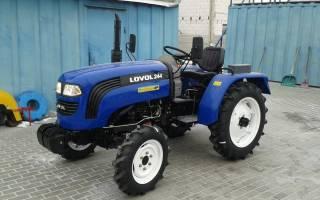 Преимущества использования мини трактора на приусадебном участке правила выбора