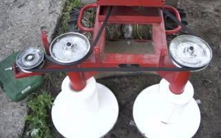 Все о роторной косилке для трактора