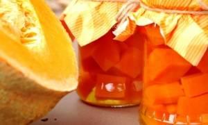 Готовим компот из тыквы рецепты на зиму