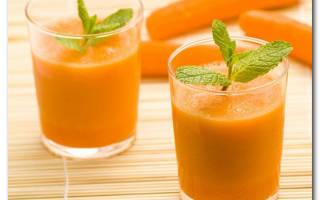 Рецепты использования моркови в народной медицине
