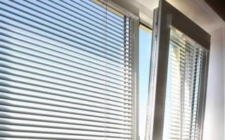 Как самостоятельно установить жалюзи на пластиковые окна