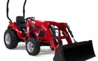 Как правильно выбрать японский мини трактор